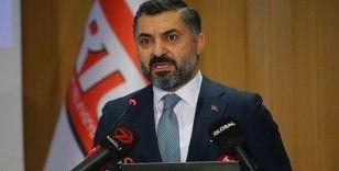 RTÜK Başkanı Şahin'den 'kutlu dava' açıklaması