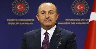 Dışişleri Bakanı Çavuşoğlu'ndan FKO Genel Sekreteri Ureykat için taziye mesajı