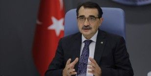 Enerji ve Tabii Kaynaklar Bakanı Dönmez: Bizim temel amacımız enerjinin yokluğunu asla yaşamamak, yaşatmamak