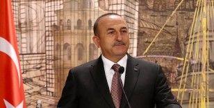Dışişleri Bakanı Çavuşoğlu: Kıbrıs Türkü artık sırf müzakere etmek için masaya oturmayacak