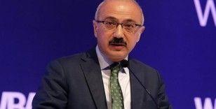 Hazine ve Maliye Bakanı Elvan: 'Görevime başladım'