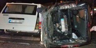 Samsun'da ölümlü ve yaralamalı kazalar azaldı