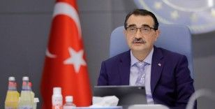 Bakan Dönmez: 'Arama ve sondaj faaliyetlerimiz kararlılıkla devam ettirilecektir'