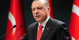 Cumhurbaşkanı Erdoğan: Uydu fırlatma testleri ile 4 kez uzaya ulaştık