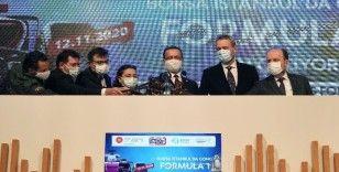Borsa İstanbul gongu, Formula 1 için çaldı