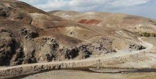 Rezerv müjdesi 'taşı, toprağı altın köy'de heyecan yarattı
