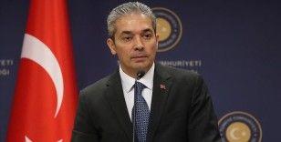 Dışişleri: Sahte görüntülerle yapılan basın açıklaması BM Özel Prosedürler Mekanizmasının güvenilirliğini zedeledi