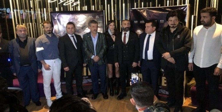 'İki Gözüm Ahmet' filminin galası yapıldı
