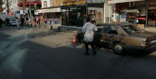 Ataşehir'de silahlı kavga: 2 yaralı
