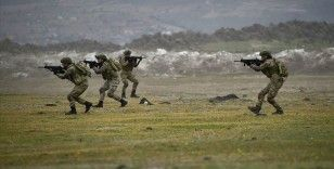 MSB: Barış Pınarı bölgesine sızma girişiminde bulunan 14 terörist etkisiz hale getirildi