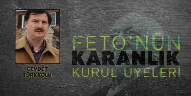 Elebaşı Gülen'in özel sekreteri Cevdet Türkyolu