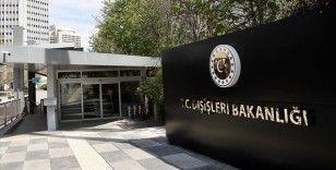Dışişleri: Ahıska Türklerine gereken desteği sağlamaya devam edeceğiz