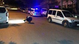 Küçükçekmece'de dernek lokaline silahlı saldırı