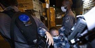 İsrail polisinden Netanyahu karşıtı yürüyüşe müdahale: 18 gözaltı