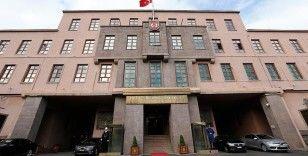 MSB'den Kuzey Kıbrıs Türk Cumhuriyeti'nin 37'nci kuruluş yıl dönümü paylaşımı