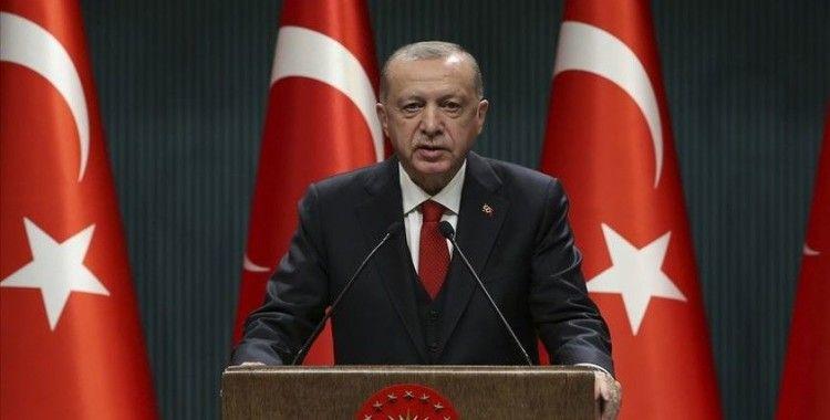 Erdoğan'dan yanan tarihi Vaniköy Camii paylaşımı: En kısa sürede aslına uygun şekilde yeniden ayağa kaldıracağız