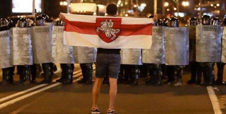 Belarus'ta gösterilerde 760'tan fazla kişi gözaltına alındı