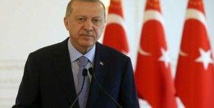 Cumhurbaşkanı Erdoğan: 'Milletimizin önündeki tüm engelleri kaldırdık'