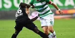 Bursaspor, Adanaspor'a son 22 yılda sadece 1 kez yenildi