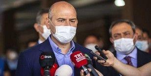 Bakan Soylu: Depremde Türkiye'nin aldığı aksiyonu en gelişmiş ülkelerin alabilme kabiliyeti söz konusu değil