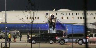 ABD Dışişleri Bakanı Pompeo Türkiye'ye geldi
