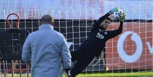 Beşiktaş, Başakşehir maçı hazırlıklarını sürdürdü