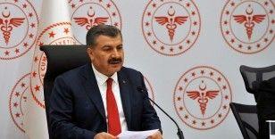 Bakan Koca'dan Bilim Kurulu toplantısının ardından açıklama