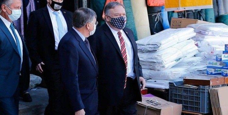ABD Dışişleri Bakanı Pompeo, Türkiye'den ayrıldı