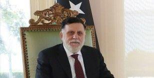 Libya Başbakanı Serrac, ülkede seçim tarihinde uzlaşma sağlanmasından memnun