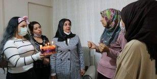 Evlat nöbetindeki annenin en hüzünlü doğum günü