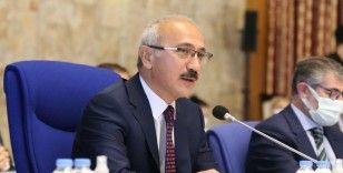 Bakan Elvan: Makro ekonomik istikrar, finansal istikrar ve fiyat istikrarına çok önem veriyoruz