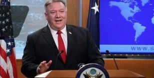 Pompeo: ABD ve Avrupa Türkiye'nin Orta Doğu faaliyetlerini ortak ele almalı