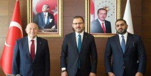 Bakan Kasapoğlu: 'TFF ile beIN SPORTS arasında anlaşma sağlandı'