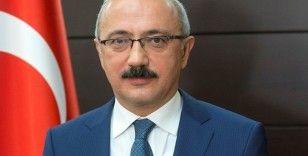 """Bakan Elvan: """"Bakanlığımızın 2021 yılı bütçesi TBMM Plan ve Bütçe Komisyonu'nda kabul edildi"""""""