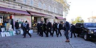 ABD Dışişleri Bakanı Pompeo, Rüstem Paşa Camii'ni ziyaret etti