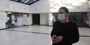 Sağlık çalışanına, aile sağlığı merkezi içinde hırsızlık şoku