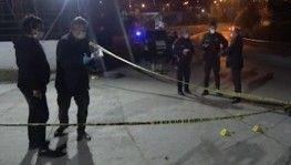 Arnavutköy'de oto galeriye pompalı tüfekli silahlı saldırı