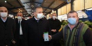 Vali Yerlikaya,  '21 milyon ceza yazıldı, 1 milyonu sigara yasağından'