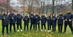 Prag'da Büyükler Avrupa Judo Şampiyonası heyecanı başlıyor