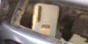 Otomobilin klimasında 51 adet cep telefonu bulundu
