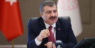 Sağlık Bakanı Fahrettin Koca: 5 haftadır tarama yapıyoruz, bu dönemde influenza yok