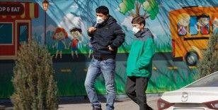 Ukrayna'da son 24 saatte Kovid-19'dan 256 kişi hayatını kaybetti