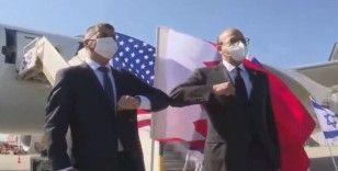 Bahreyn Dışişleri Bakanı Zeyani İsrail'de