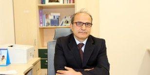 Doç. Dr. Hasan Kahveci: Türkiye'de her 100 çocuktan 12'si prematüre olarak doğuyor
