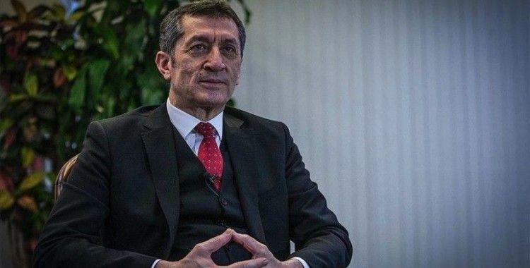 Milli Eğitim Bakanı Selçuk Kovid-19 kurallarına uyulmasını istedi: Sürecin son bulması elimizde
