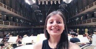 Cumhurbaşkanlığı Senfoni Orkestrası'nda bir ilk