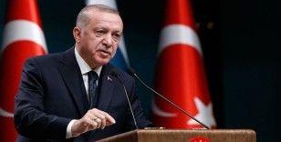 Cumhurbaşkanı Erdoğan: Hem ekonomi politikalarımızı tahkim edecek hem de özgürlüklerin çıtasını yükselteceğiz