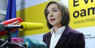 Moldova'da Maia Sandu, cumhurbaşkanlığı seçiminin resmen galibi