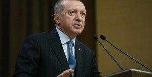 """Cumhurbaşkanı Erdoğan: """"Türkiye'yi, faiz, enflasyon, kur sarmalından çıkarmamız şarttır"""""""
