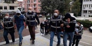 Adana'da bilişim dolandırıcılığı operasyonu: 9 gözaltı
